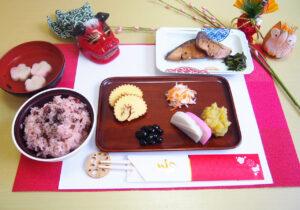 季節食1月おせち