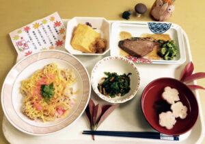 イベント食9月敬老の日