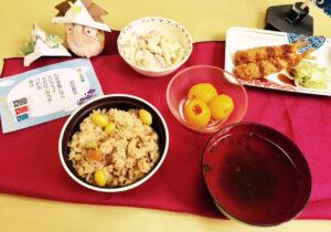 イベント食5月端午の節句