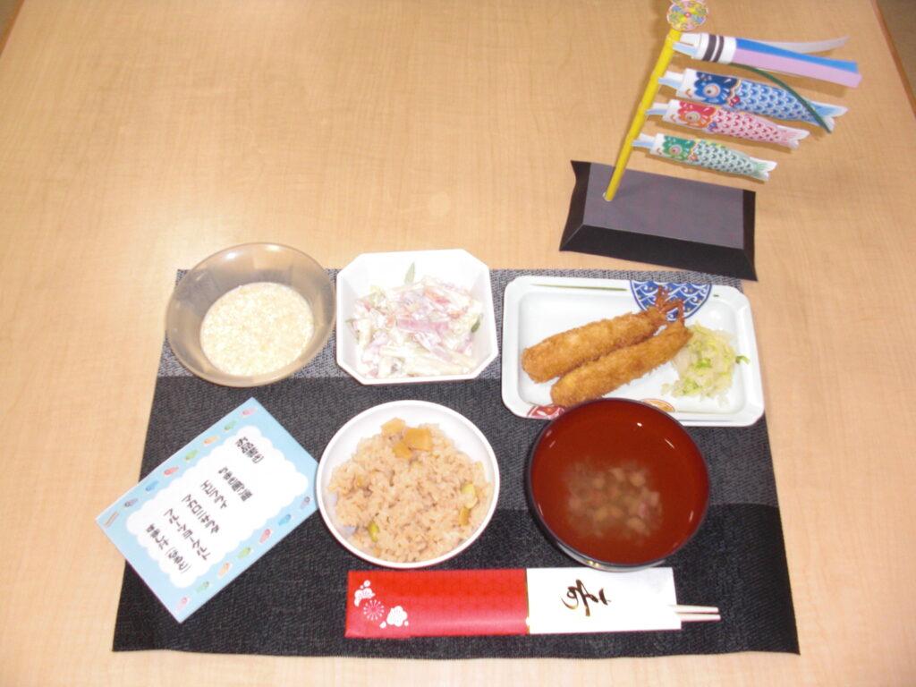 イベント食・こどもの日