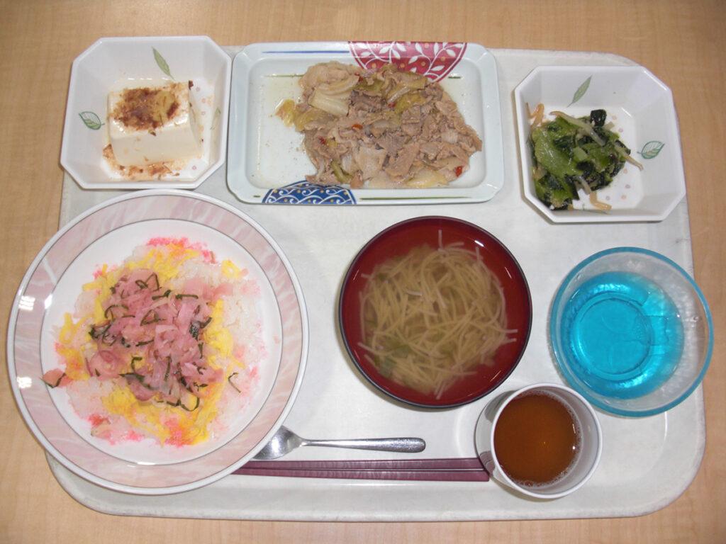 イベント食・七夕